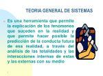teoria general de sistemas14