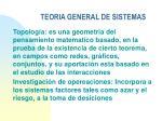 teoria general de sistemas31