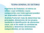 teoria general de sistemas32