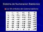 sistema de numeracion babilonico1