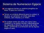 sistema de numeracion egipcio