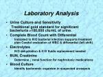laboratory analysis46
