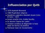 influenciados por qutb