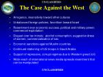 the case against the west