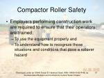 compactor roller safety37