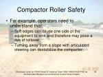 compactor roller safety38