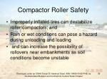 compactor roller safety39