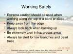 working safely93