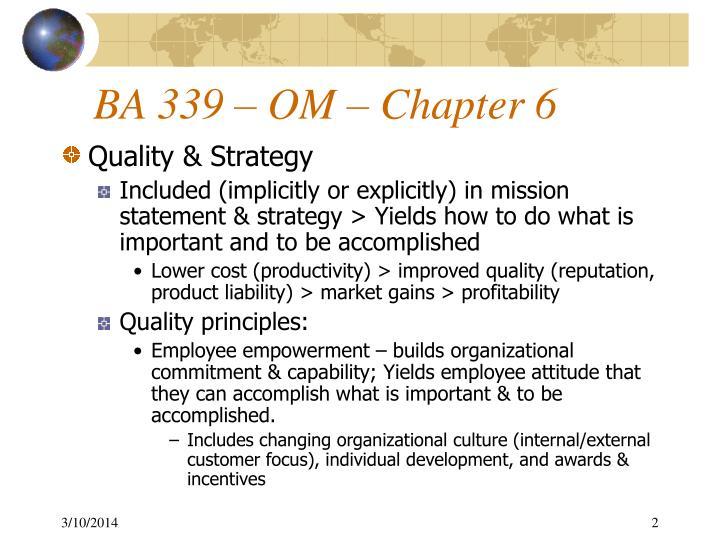 Ba 339 om chapter 62