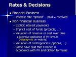 rates decisions5