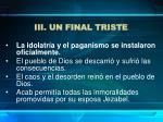 iii un final triste13