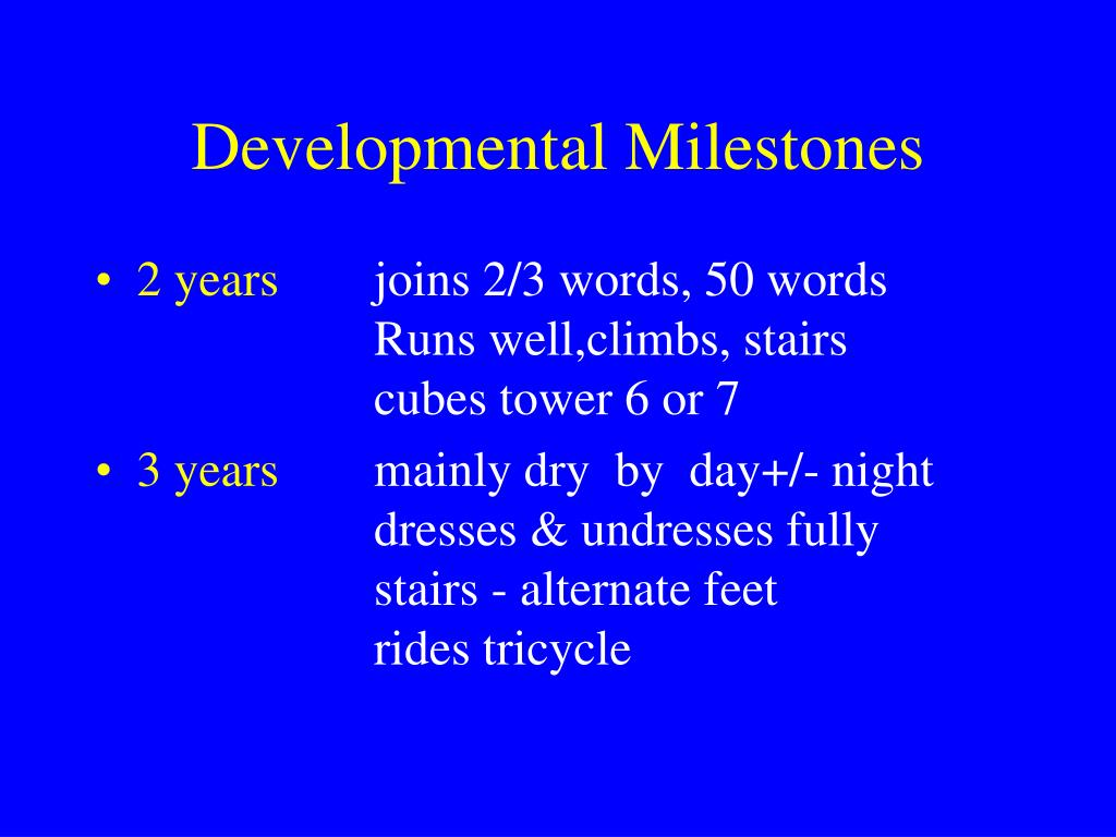 developmental milestones Read our article and learn more on medlineplus: developmental milestones record.