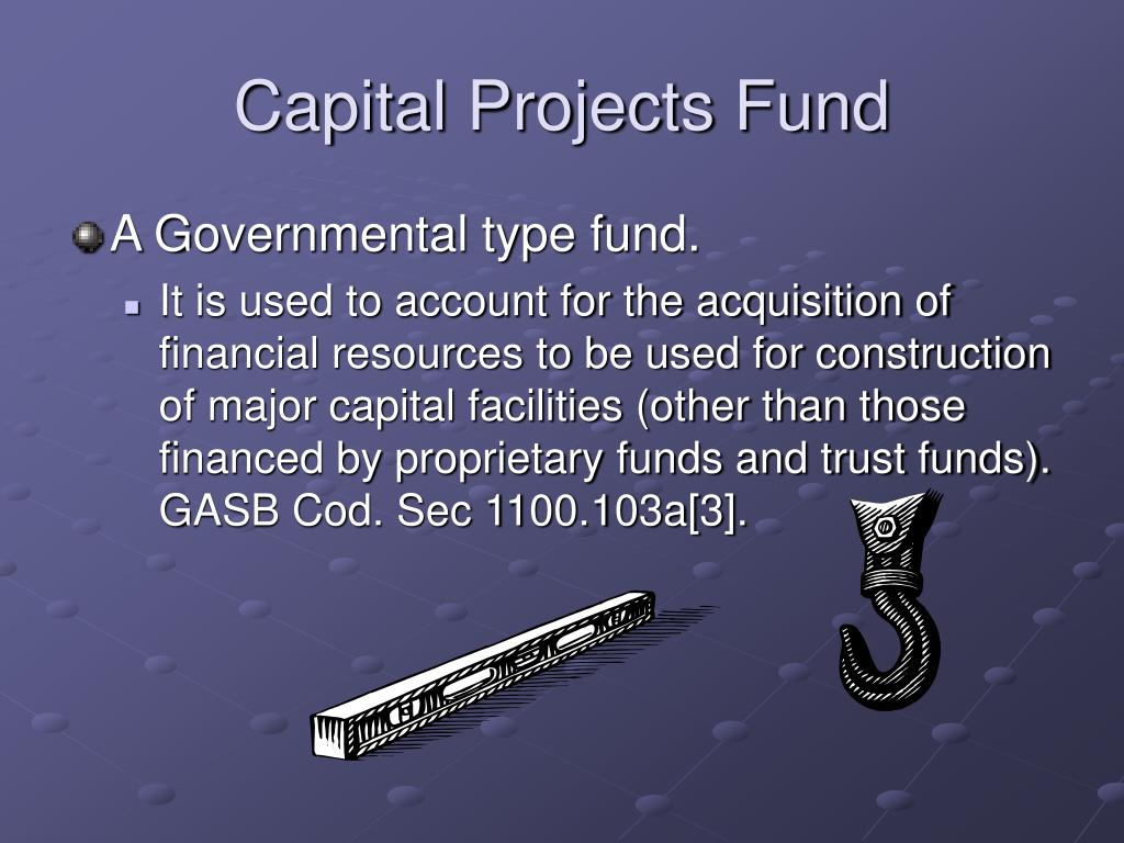 Capital Projects Fund