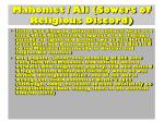 mahomet ali sowers of religious discord16