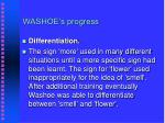 washoe s progress31