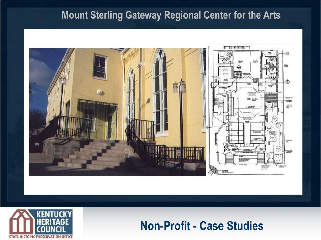 Mount Sterling Gateway Regional Center for the Arts