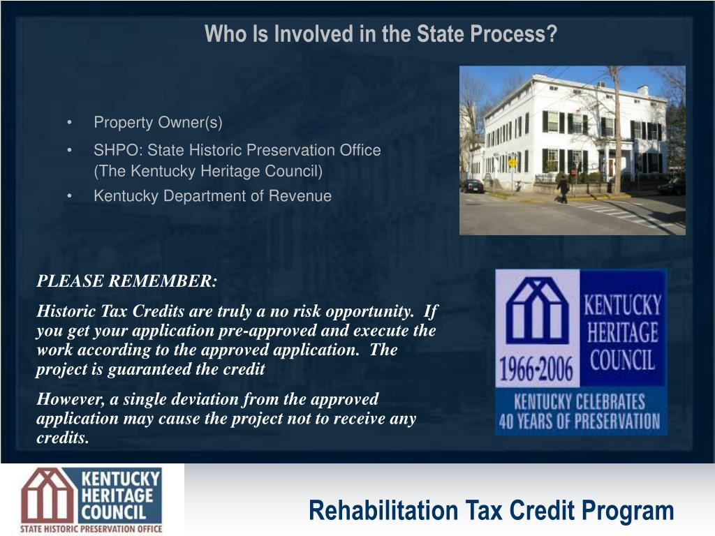 Who Is Involved in the State Process?