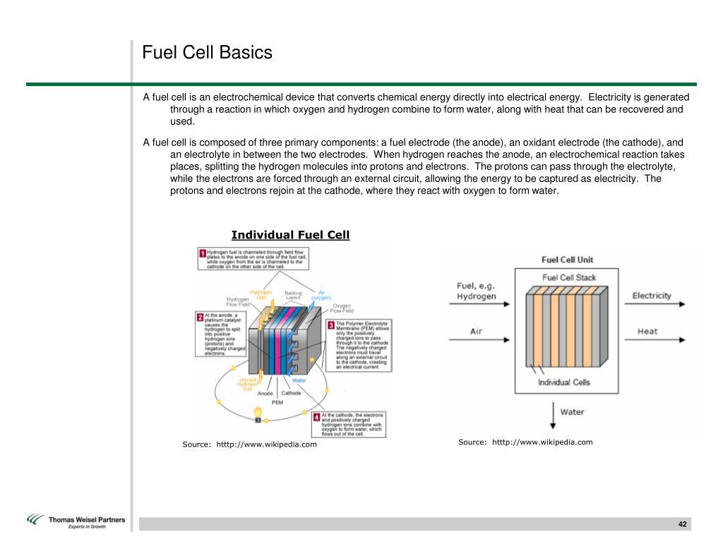 Fuel Cell Basics