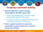 designing sustainable building9