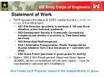 statement of work9