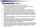 commercial cont