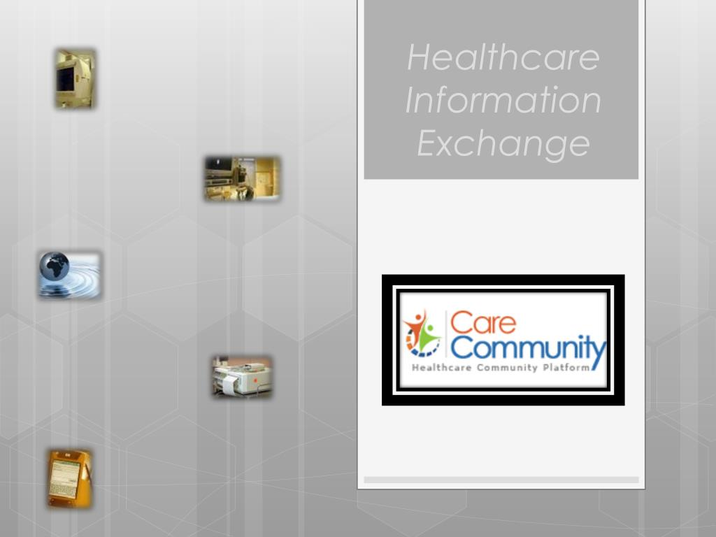 healthcare information exchange l.