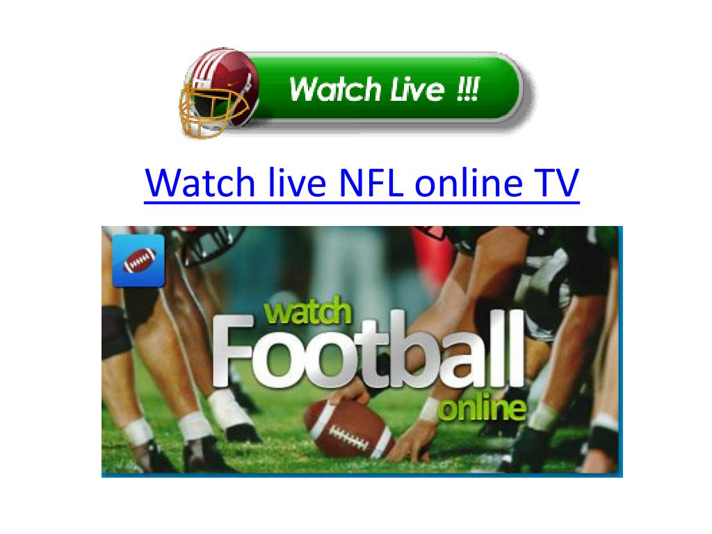 watch live nfl online tv l.