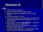 elections ii