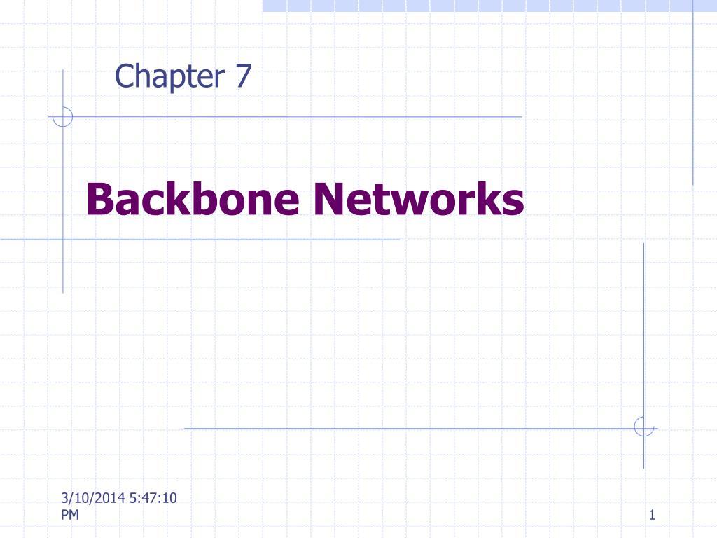 backbone networks l.