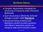 backbone basics