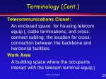 terminology cont20