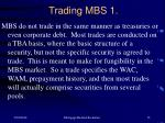 trading mbs 1
