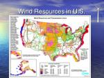wind resources in u s