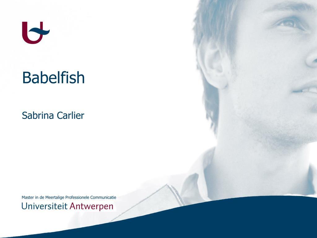 babelfish l.