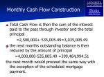 monthly cash flow construction71