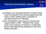 planned amortization classes