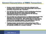 general characteristics of rmbs transactions4
