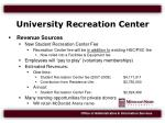university recreation center58