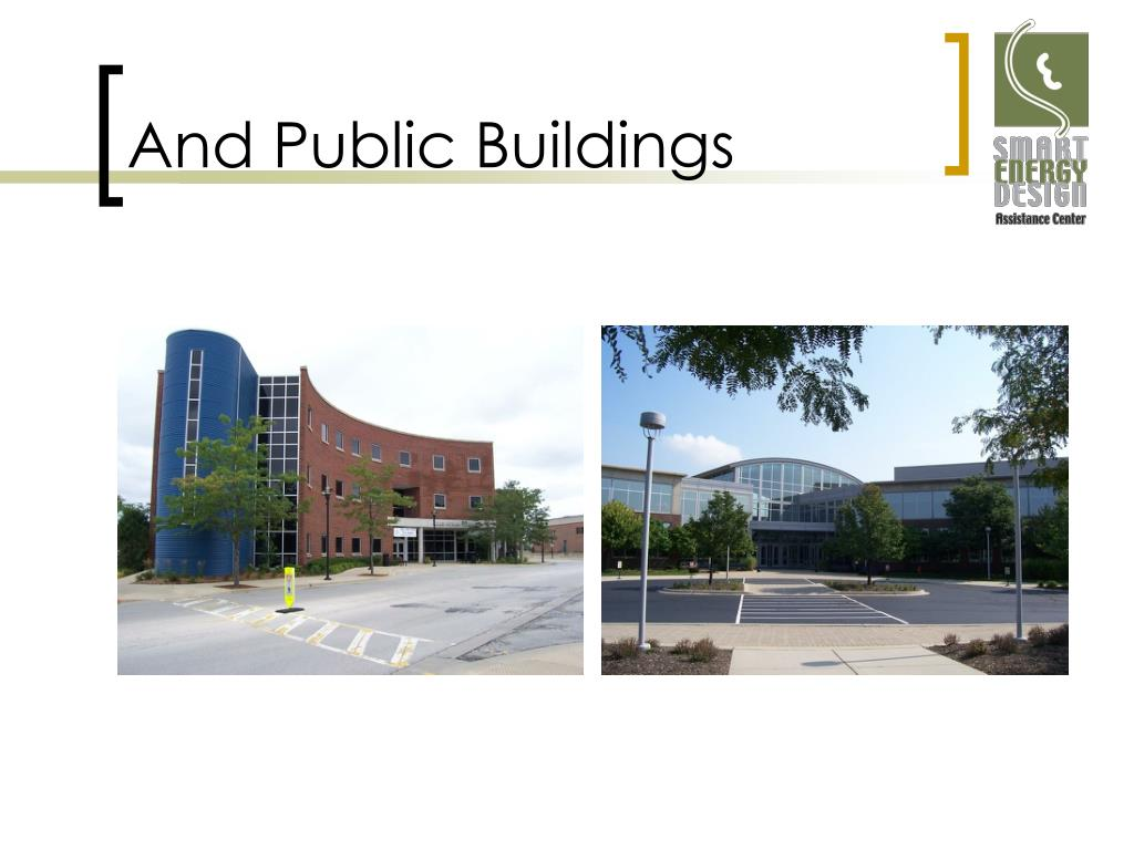 And Public Buildings