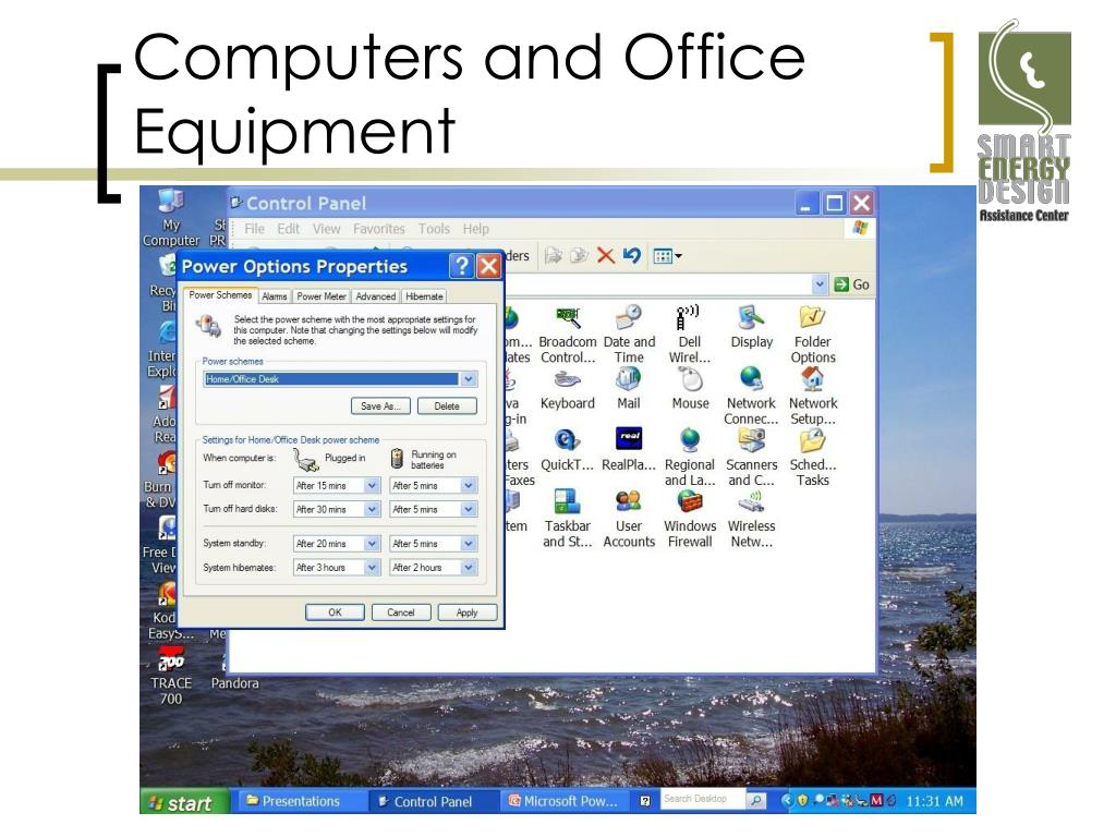 Computers and Office Equipment