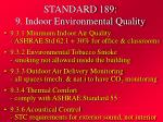 standard 189 9 indoor environmental quality28