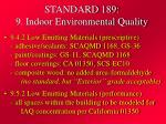 standard 189 9 indoor environmental quality30