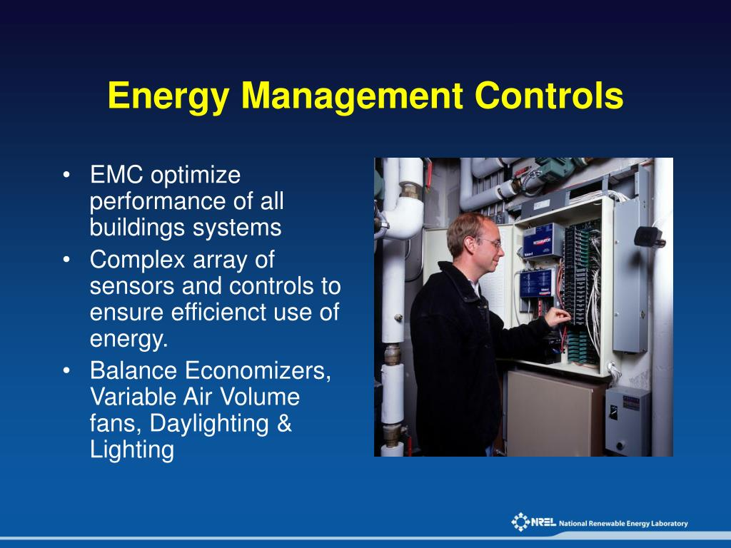 Energy Management Controls