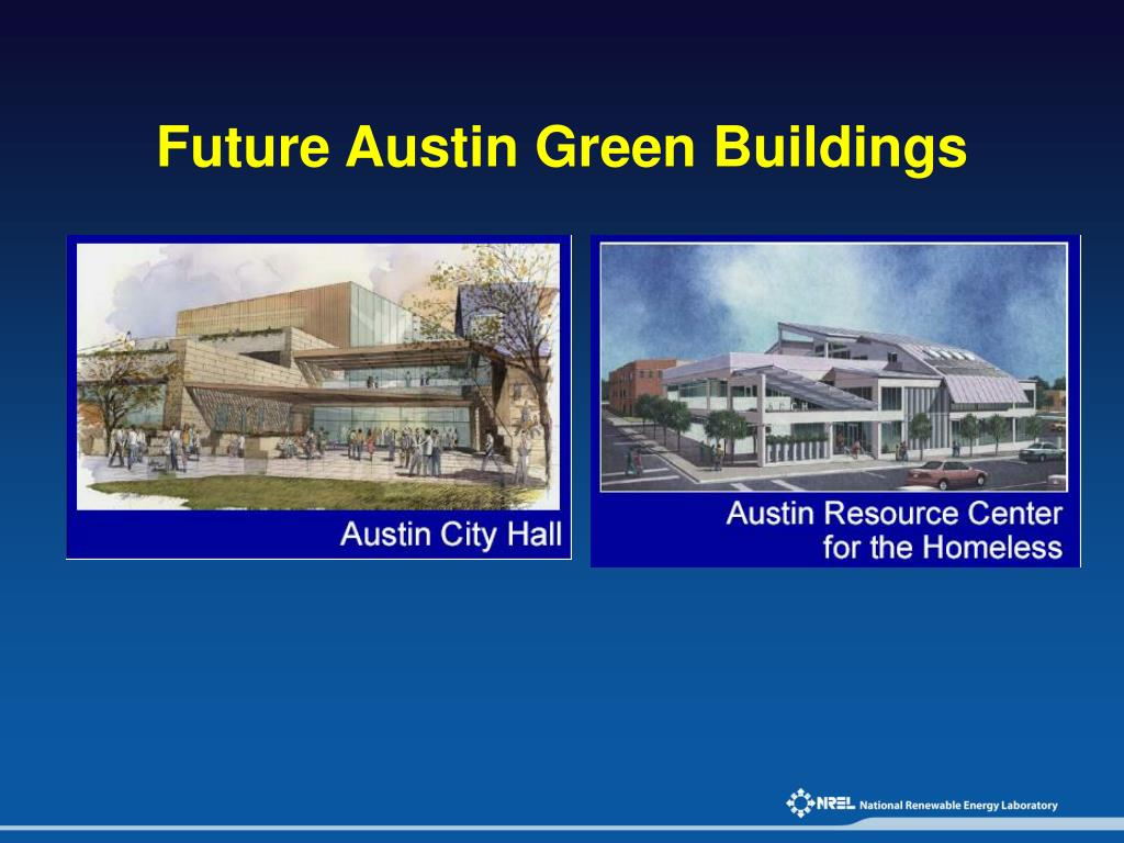Future Austin Green Buildings