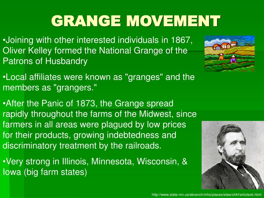 grange movement l.