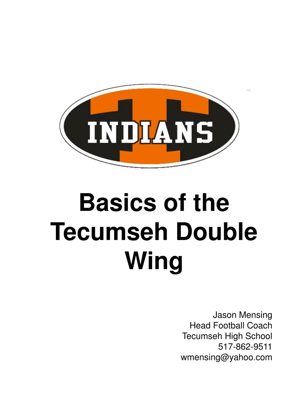 jason mensing head football coach tecumseh high school 517 862 9511 wmensing@yahoo com l.