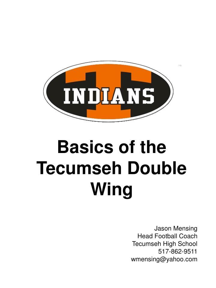 jason mensing head football coach tecumseh high school 517 862 9511 wmensing@yahoo com n.