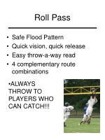 roll pass