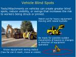 vehicle blind spots24