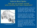 vehicle blind spots25